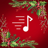 Download Traditional Carol Lo, How A Rose E'er Blooming Sheet Music arranged for Piano (Big Notes) - printable PDF music score including 2 page(s)