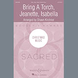 Download or print Bring a Torch, Jeanette, Isabella (arr. Shawn Kirchner) - Double Bass Sheet Music Notes by 17th Century French Provencal for Choir Instrumental Pak
