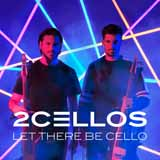 Download 2Cellos Champions Anthem Sheet Music arranged for Cello Duet - printable PDF music score including 3 page(s)
