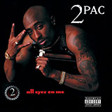 Download 2Pac California Love (Remix) Sheet Music arranged for Piano, Vocal & Guitar (Right-Hand Melody) - printable PDF music score including 6 page(s)