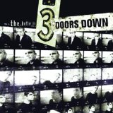 Download 3 Doors Down Kryptonite Sheet Music arranged for Easy Guitar Tab - printable PDF music score including 5 page(s)