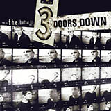 Download 3 Doors Down Loser Sheet Music arranged for Guitar Tab (Single Guitar) - printable PDF music score including 5 page(s)