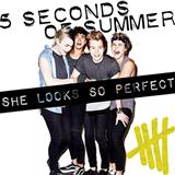 Download or print She Looks So Perfect Sheet Music Notes by 5 Seconds of Summer for Keyboard