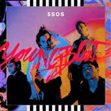 Download 5 Seconds of Summer Youngblood Sheet Music arranged for Big Note Piano - printable PDF music score including 7 page(s)