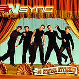 Download 'N Sync Bye Bye Bye Sheet Music arranged for Easy Guitar Tab - printable PDF music score including 4 page(s)