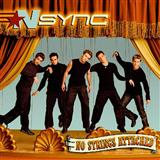 Download 'N Sync Bye Bye Bye Sheet Music arranged for Piano, Vocal & Guitar (Right-Hand Melody) - printable PDF music score including 4 page(s)