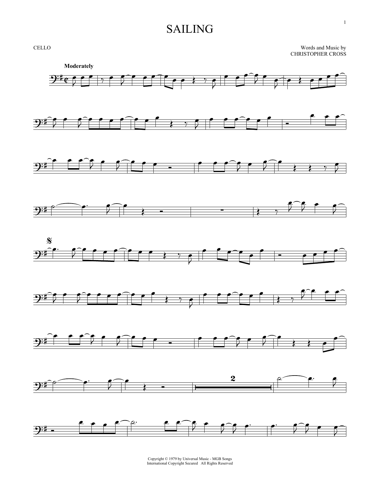Download 'N Sync 'Sailing' Digital Sheet Music Notes & Chords and start playing in minutes
