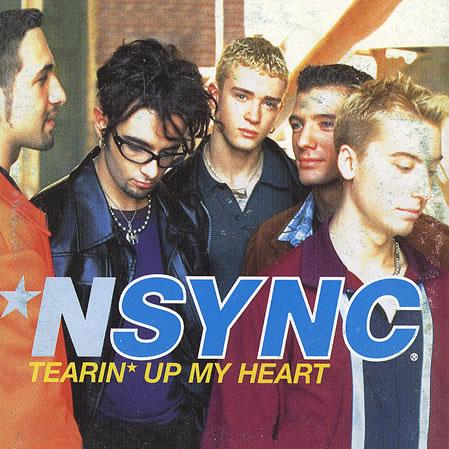 'N Sync Tearin' Up My Heart pictures