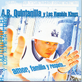 Download A.B. Quintanilla III Dime Quien Sheet Music arranged for Piano, Vocal & Guitar (Right-Hand Melody) - printable PDF music score including 4 page(s)
