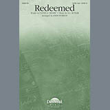 Download A.L. Butler Redeemed (arr. John Purifoy) Sheet Music arranged for SATB Choir - printable PDF music score including 11 page(s)