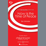 Download A.R.D. Fairburn Now Is The Time Of Peace Sheet Music arranged for 2-Part Choir - printable PDF music score including 10 page(s)