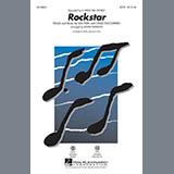 Download or print Rockstar (arr. Roger Emerson) - Bass Sheet Music Notes by A Great Big World for Choir Instrumental Pak