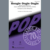 Download A Taste Of Honey Boogie Oogie Oogie (arr. Alan Billingsley) - Synth 1 Sheet Music arranged for Choir Instrumental Pak - printable PDF music score including 2 page(s)