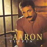 Download or print I Wonder How Far It Is Over You Sheet Music Notes by Aaron Tippin for Piano, Vocal & Guitar (Right-Hand Melody)