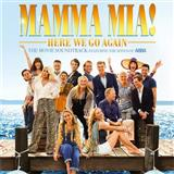Download or print Angel Eyes (from Mamma Mia! Here We Go Again) Sheet Music Notes by ABBA for Easy Piano