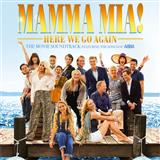 Download ABBA Day Before You Came (from Mamma Mia! Here We Go Again) Sheet Music arranged for Piano, Vocal & Guitar (Right-Hand Melody) - printable PDF music score including 5 page(s)