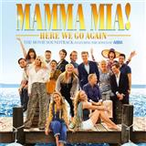 Download or print Kisses Of Fire (from Mamma Mia! Here We Go Again) Sheet Music Notes by ABBA for Piano, Vocal & Guitar (Right-Hand Melody)