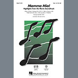 Download or print Mamma Mia! - Highlights from the Movie Soundtrack (arr. Mac Huff) Sheet Music Notes by ABBA for SAB Choir