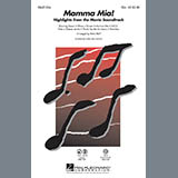 Download ABBA Mamma Mia! - Highlights from the Movie Soundtrack (arr. Mac Huff) Sheet Music arranged for SAB Choir - printable PDF music score including 53 page(s)