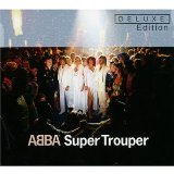 Download ABBA Super Trouper Sheet Music arranged for Ukulele with strumming patterns - printable PDF music score including 3 page(s)