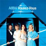 Download ABBA Voulez Vous Sheet Music arranged for Guitar Chords/Lyrics - printable PDF music score including 3 page(s)