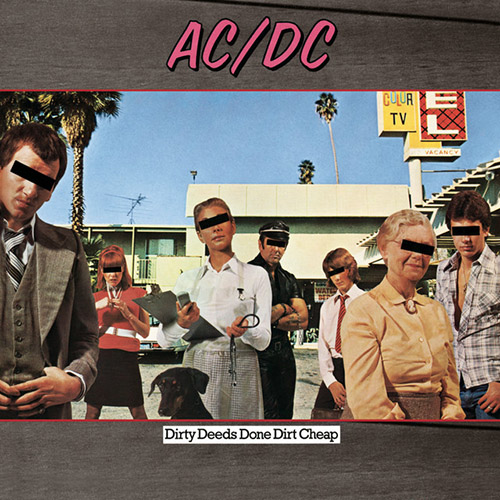 AC/DC Ain't No Fun (Waiting Around To Be A Millionaire) profile picture