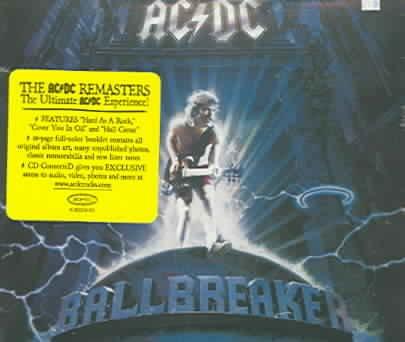 AC/DC Ballbreaker profile picture