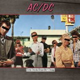 Download or print Dirty Deeds Done Dirt Cheap Sheet Music Notes by AC/DC for Drums