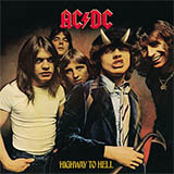 Download AC/DC Highway To Hell Sheet Music arranged for Guitar Tab Play-Along - printable PDF music score including 6 page(s)