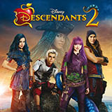 Download or print Chillin' Like a Villain (from Disney's Descendants 2) Sheet Music Notes by Adam Schmalholz for Easy Piano