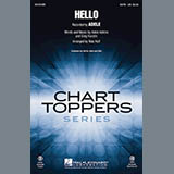 Download or print Hello Sheet Music Notes by Mac Huff for SAB