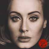 Download or print Water Under The Bridge Sheet Music Notes by Adele for Piano (Big Notes)