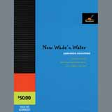 Download or print New Wade 'n Water - Eb Baritone Saxophone Sheet Music Notes by Adolphus Hailstork for Concert Band