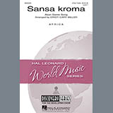 Download or print Sansa Kroma Sheet Music Notes by Cristi Cary Miller for 3-Part Treble