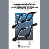 Download or print Briefcase Full Of Blues (A Tribute to the Blues Brothers) - Baritone Sax Sheet Music Notes by Alan Billingsley for Choir Instrumental Pak