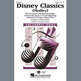 Download Alan Billingsley Disney Classics (Medley) Sheet Music arranged for 2-Part Choir - printable PDF music score including 29 page(s)