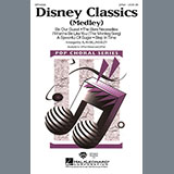 Download Alan Billingsley Disney Classics (Medley) Sheet Music arranged for 3-Part Mixed Choir - printable PDF music score including 29 page(s)