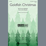 Download Alan Billingsley Goldfish Christmas Sheet Music arranged for 3-Part Mixed - printable PDF music score including 4 page(s)