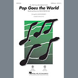 Download Alan Billingsley Pop Goes The World Sheet Music arranged for SAB Choir - printable PDF music score including 11 page(s)