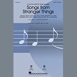 Download Alan Billingsley Songs from Stranger Things (arr. Alan Billingsley) Sheet Music arranged for SAB Choir - printable PDF music score including 22 page(s)