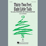 Download or print Thirty-Two Feet, Eight Little Tails (arr. Alan Billingsley) Sheet Music Notes by Gene Autry for 2-Part Choir
