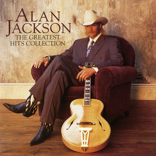 Alan Jackson She's Got The Rhythm (And I Got The Blues) profile picture