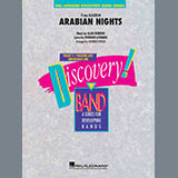Download or print Arabian Nights (from Disney's Aladdin) (arr. Johnnie Vinson) - Bb Clarinet 2 Sheet Music Notes by Alan Menken for Concert Band
