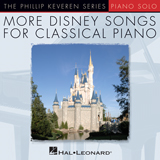 Download or print Be Our Guest Sheet Music Notes by Phillip Keveren for Piano