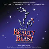 Download or print Beauty And The Beast Sheet Music Notes by Alan Menken for Easy Piano