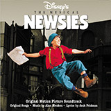 Download or print Seize The Day (from Newsies) Sheet Music Notes by Alan Menken for Ukulele Ensemble