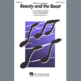 Download or print Beauty And The Beast (Medley) (arr. Roger Emerson) Sheet Music Notes by Alan Menken & Howard Ashman for SAB Choir