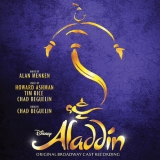 Download or print A Whole New World (from Aladdin: The Broadway Musical) Sheet Music Notes by Alan Menken & Tim Rice for Vocal Duet