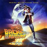 Download Alan Silvestri Back To The Future (Theme) Sheet Music arranged for Melody Line & Chords - printable PDF music score including 2 page(s)