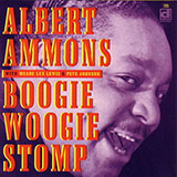 Download Albert Ammons Boogie Woogie Stomp Sheet Music arranged for Very Easy Piano - printable PDF music score including 7 page(s)